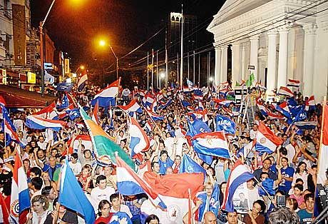 Fiesta paraguaya