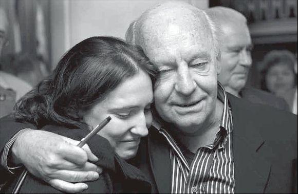 Macarena Gelman y Eduardo Galean