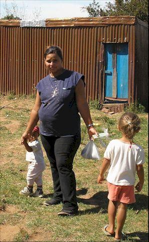 Pobreza estrctural en Uruguay