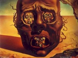 Las caras de la guerra