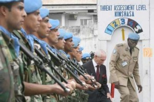 Uruguay aporta cerca de 1600 efectivos en la Misión de Estabilización de las Naciones Unidas en la República Democrática del Congo.