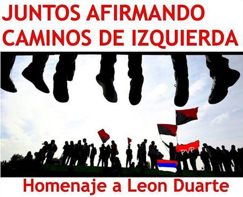 izquierda junta