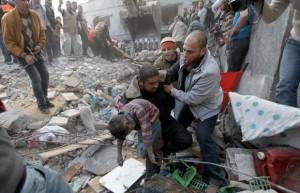 Exterminio en Gaza