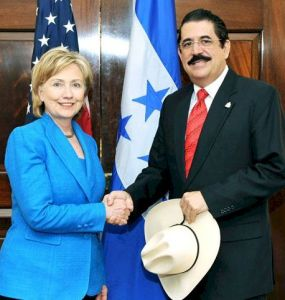 golpe en Honduras